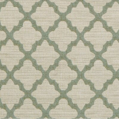 Casablanca Geo Fabric - Aquamarine