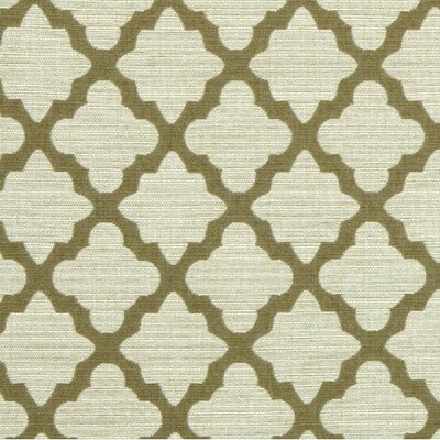 Casablanca Geo Fabric - Toffee