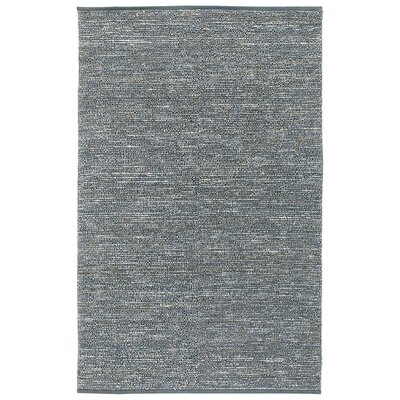 Hune Rug in Pale Blue Rug Size: Rectangle 36 x 56