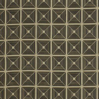 Pyramid Fabric - Jet