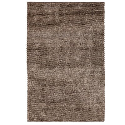 Hallein Rug in Espresso Rug Size: Rectangle 8 x 11