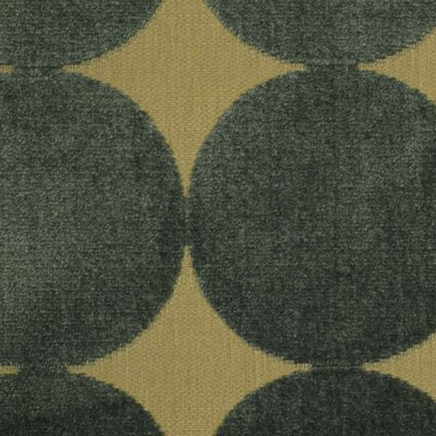 Plush Dotscape Fabric - Peacock
