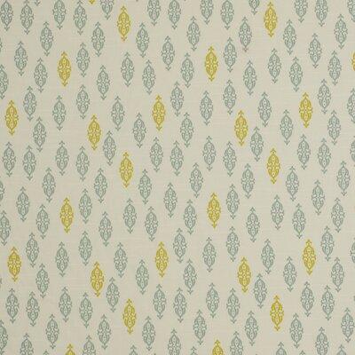 Boteh Fabric - Jade