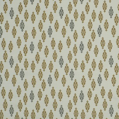 Boteh Fabric - Camel