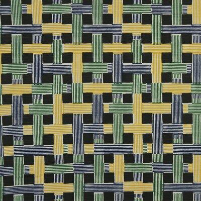 Illusion Weave Fabric - Ultramarine