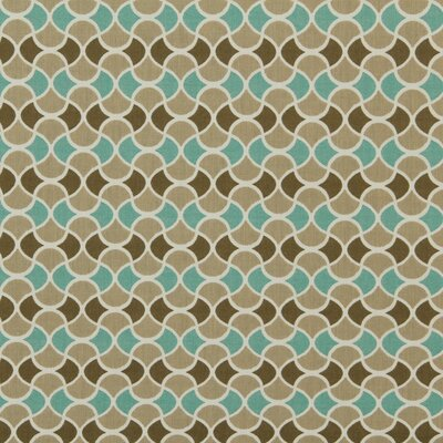 Carrington Fabric - Turquoise