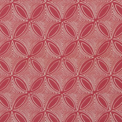 Desert View Fabric - Fuchsia