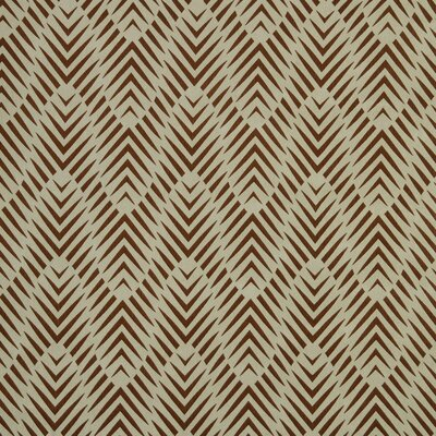 Zebra Geo Fabric - Copper
