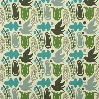 Finmark Fabric - Turquoise