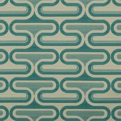 Jacinto Fabric - Turquoise