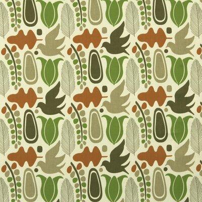 Finmark Fabric -Tangerine