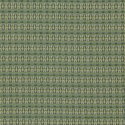 Locking Dots Fabric - Lime