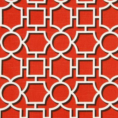 Vreeland Fabric - Persimmon