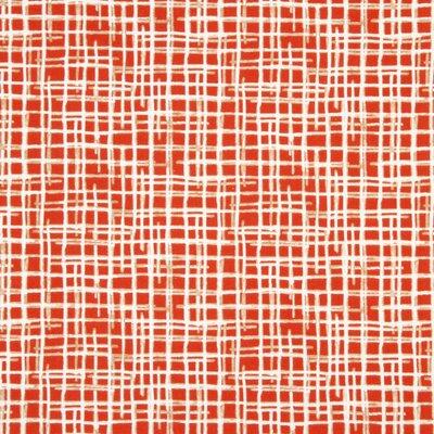 Unravel Fabric - Persimmon