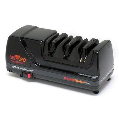 Diamond Hone Angle Select 15/20 Plastic Electric Knife Sharpener 0115201