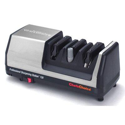 Professional Plastic Electric Knife Sharpener 130509