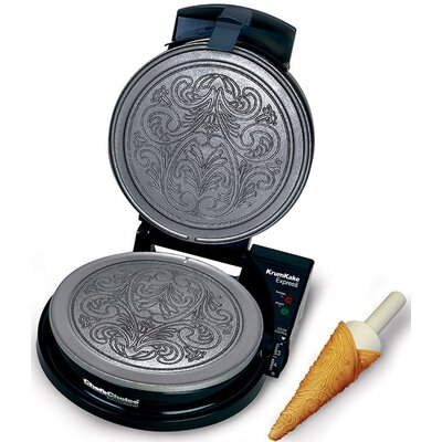 KrumKake Maker with Rib Cover 8391000