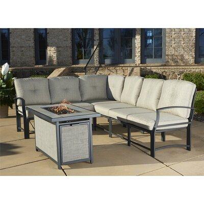 Pavilion Aluminum Sectional Cushions 3314 Product Image