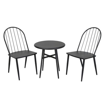 Sheridan 3 Piece Bistro Set