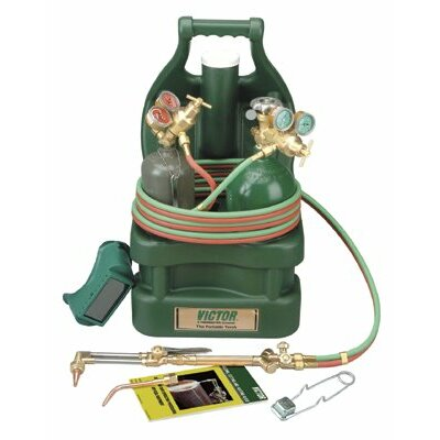 Victor Portable Torch Welding & Cutting Outfits - vic-100-cp tote kit without tanks at Sears.com