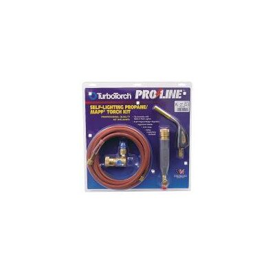 Victor PL-3TDLX Pro-Line  Self-Lighting Propane/MAPP  Torch Kit With Rear Valve Handle at Sears.com