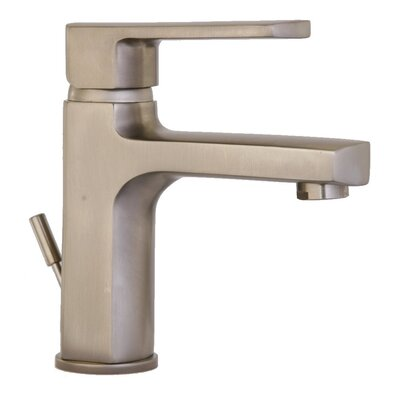 Novello Lavatory Vessel Faucet Single Handle