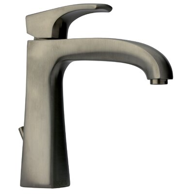 Lady Vessel Faucet Single Handle Finish: Brushed Nickel