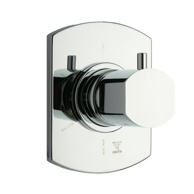Novello Diverter Valve Finish: Chrome
