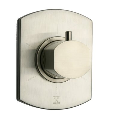 Novello Diverter Valve Finish: Brushed Nickel