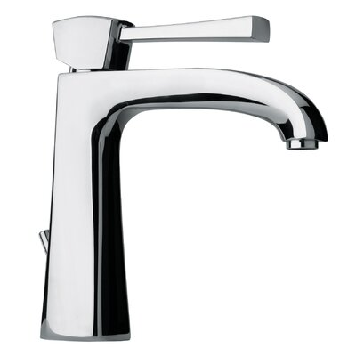 Lady Vessel Faucet Single Handle Finish: Chrome