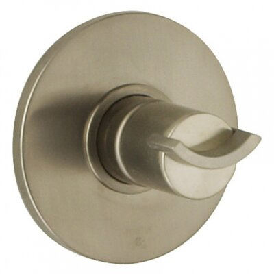 Morgana Volume Control Finish: Brushed Nickel