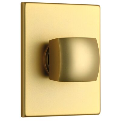 Lady 3 Way Diverter Finish: Brushed Nickel