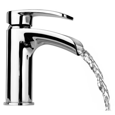 Lavatory Faucet Single Handle Finish: Chrome