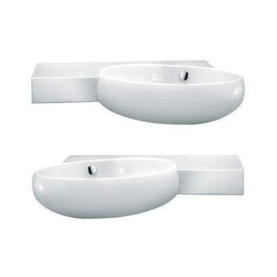 Cheap Price Tao Wall Mount Bathroom Sink - Right Shop Now!