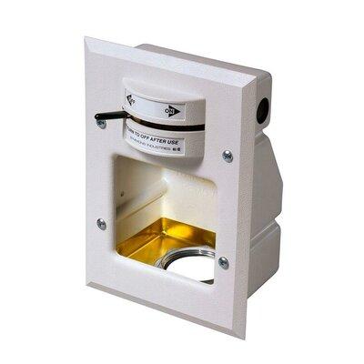 Laundry-Mate Concealed Washing Machine Valve
