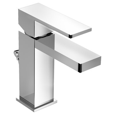 Duro Single Handle Single Mount Faucet Finish: Chrome, Flow Rate: 2.2 GPM