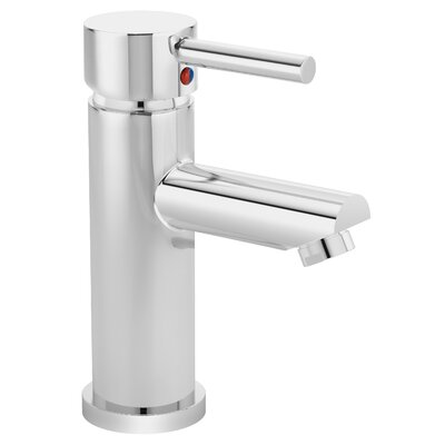 Dia Single Handle Single Mount Faucet Finish: Chrome, Flow Rate: 2.2 GPM