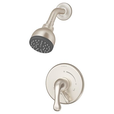 Unity Shower Faucet Trim Finish: Satin Nickel, Flow Rate: 2.5 GPM