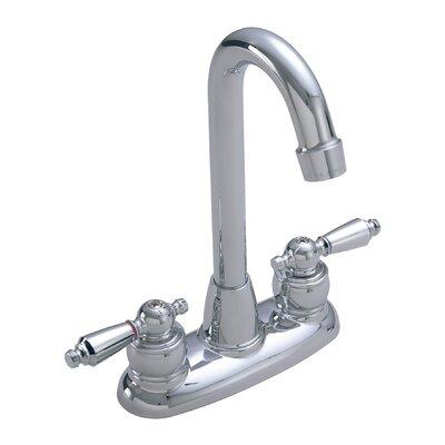 Symmetrix Pull Out Double Handle Kitchen Faucet