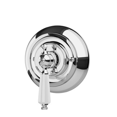 Carrington Diverter Trim with Metal Lever Handle
