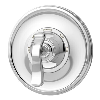 Winslet Pressure Balance Shower Valve with Metal Lever Handle Finish: Chrome
