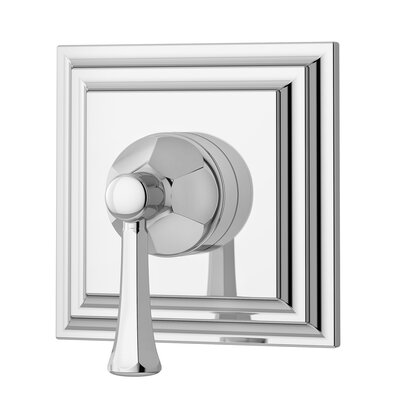 Canterbury 2 Way Diverter with Metal Lever Handle Finish: Chrome