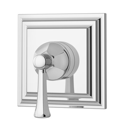 Canterbury 3 Way Diverter with Metal Lever Handle Finish: Chrome