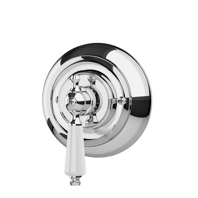 Carrington Diverter Trim Finish: Chrome