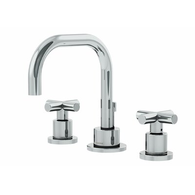 Dia Widespread Standard Bathroom Faucet Double Cross Handle