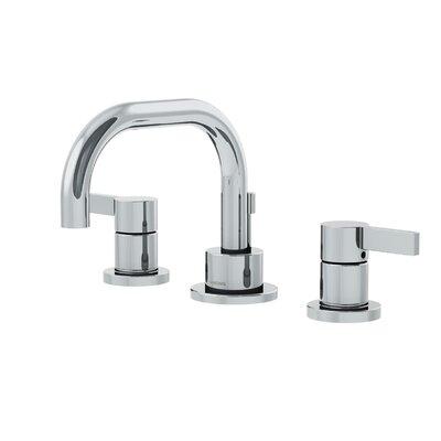 Dia Low Spout Widespread Standard Bathroom Faucet Double Blade Handle