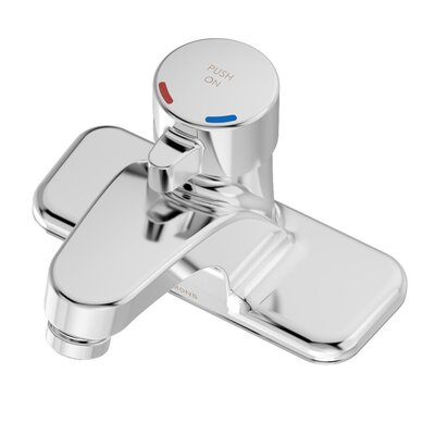 Scot Metering Faucet Single Handle