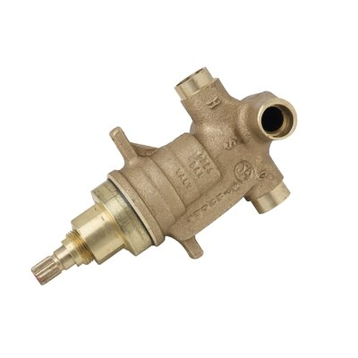 Temptrol Pressure Balancing Tub/Shower Valve Body