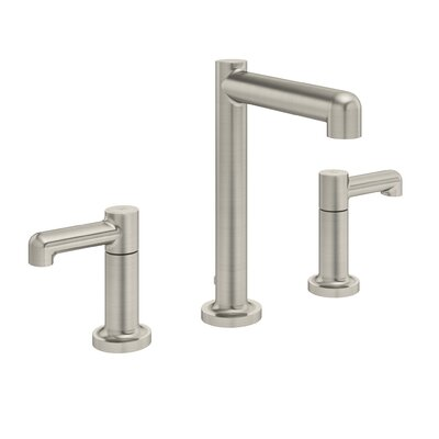 Museo Widespread Lever Handle Bathroom Faucet with Drain Assembly Flow Rate: 1.5 GPM