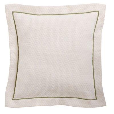 The Palm Toss Cotton Throw Pillow